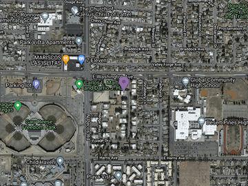 3541 Jungle Drive #4, Las Vegas, NV, 89110,