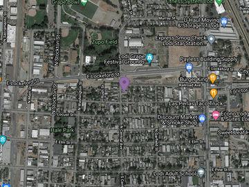 224 N Central Avenue, Lodi, CA, 95240,