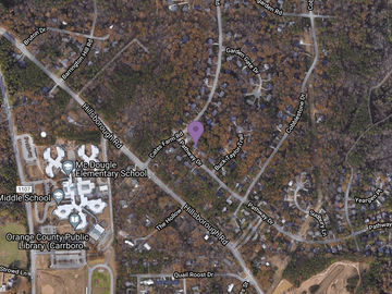 2404 Pathway Drive, Chapel Hill, NC, 27516,