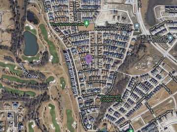 8100 Kickapoo Drive, Mckinney, TX, 75070,