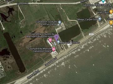 9520 Seawall Boulevard #109, Galveston, TX, 77554,