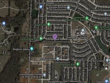 9032 Greene Drive, Providence Village, TX, 76227,