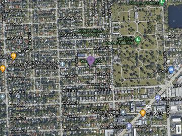 1520 NE 152nd Ter, North Miami Beach, FL, 33162,