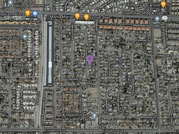 1878 Continental Avenue, Las Vegas, NV, 89156,