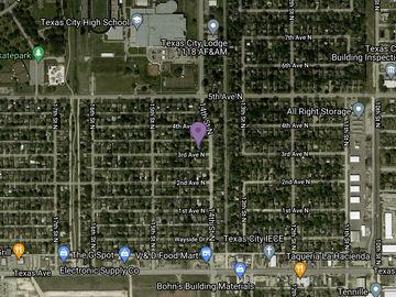 1406 3rd Avenue, Texas City, TX, 77590,