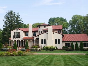 Hacienda Style Homes