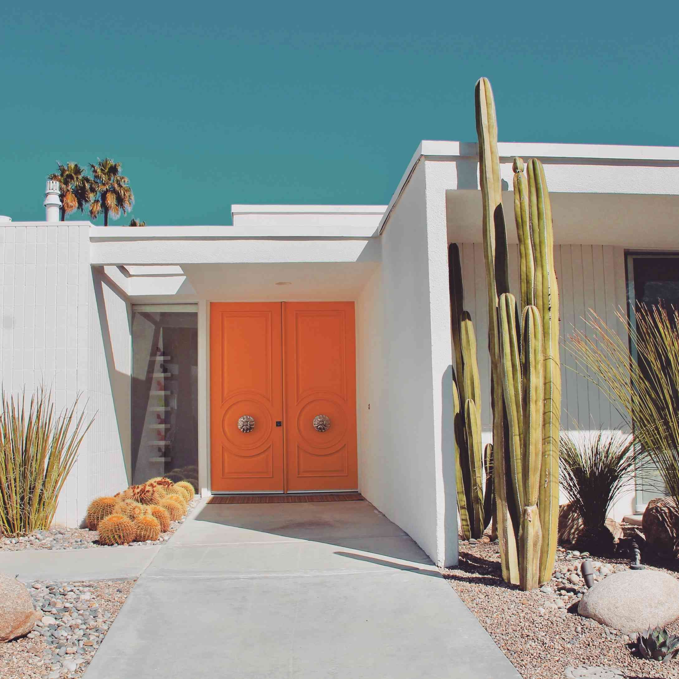 Mid Century Modern Style Homes