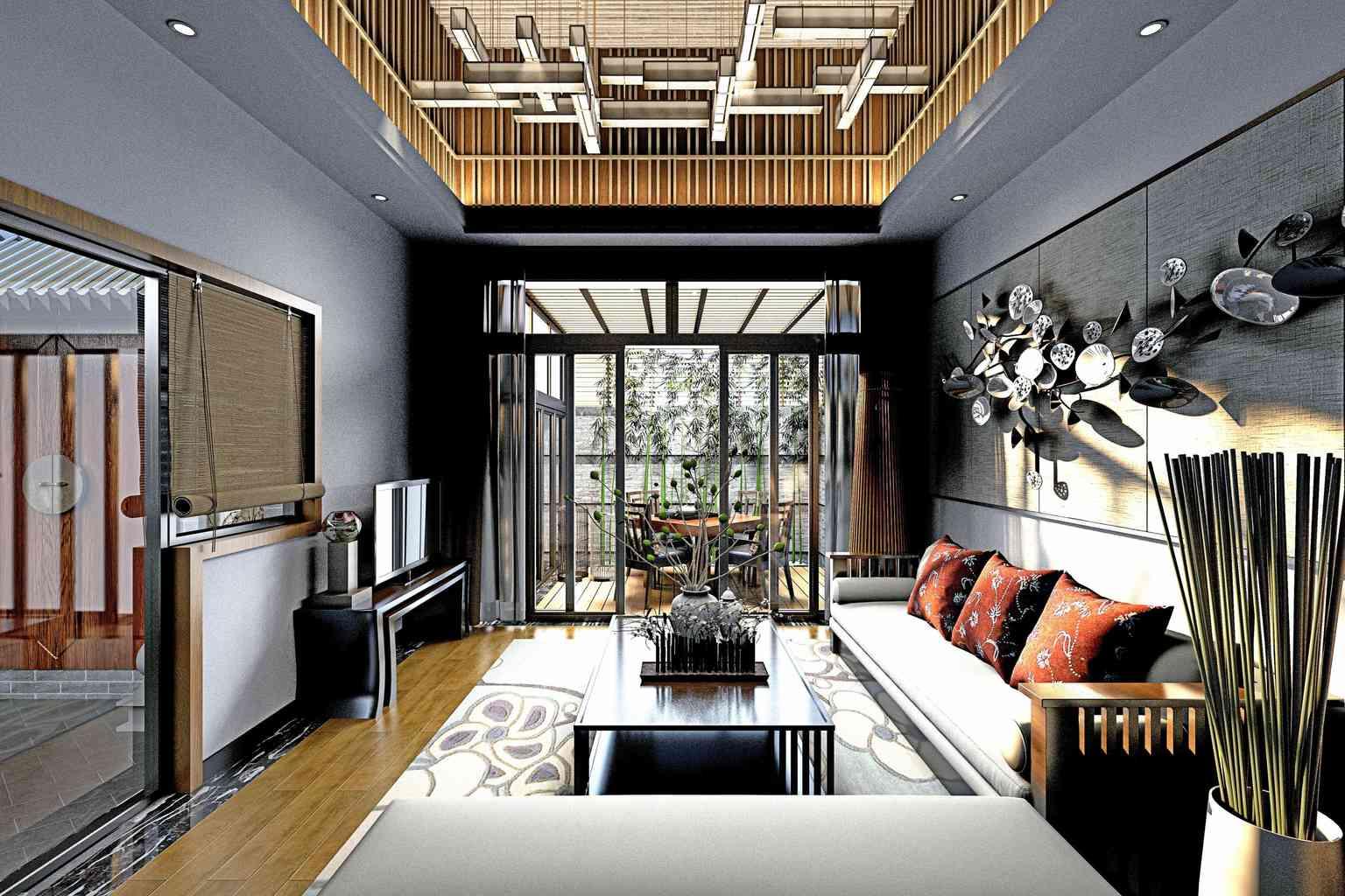 Postmodern Style Homes