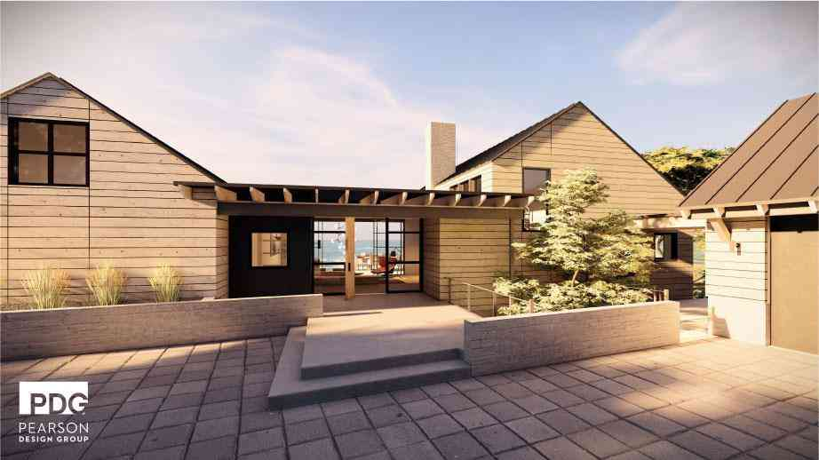 Living Room, 2206 Vallemar Street, Moss Beach, CA, 94038,