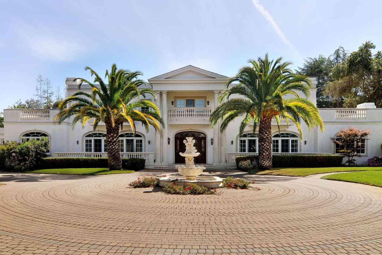 291 Atherton Avenue, Atherton, CA, 94027,