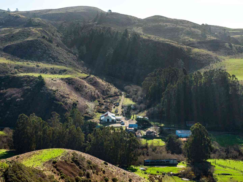 3225 Pomponio Creek Road, San Gregorio, CA, 94074,