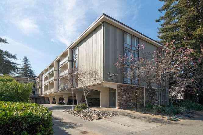 1614 Hudson Street #209, Redwood City, CA, 94061,