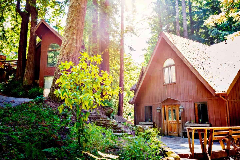14251 Pescadero Creek Road, La Honda, CA, 94020,