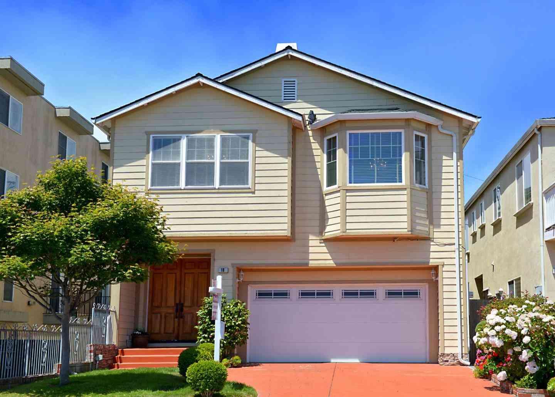 18 Escuela Drive, Daly City, CA, 94015,