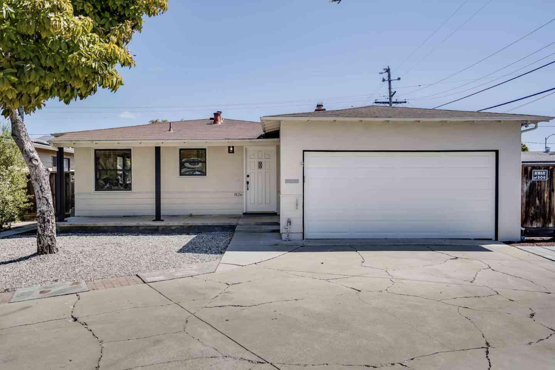 826 San Mateo Court, Sunnyvale, CA, 94085,