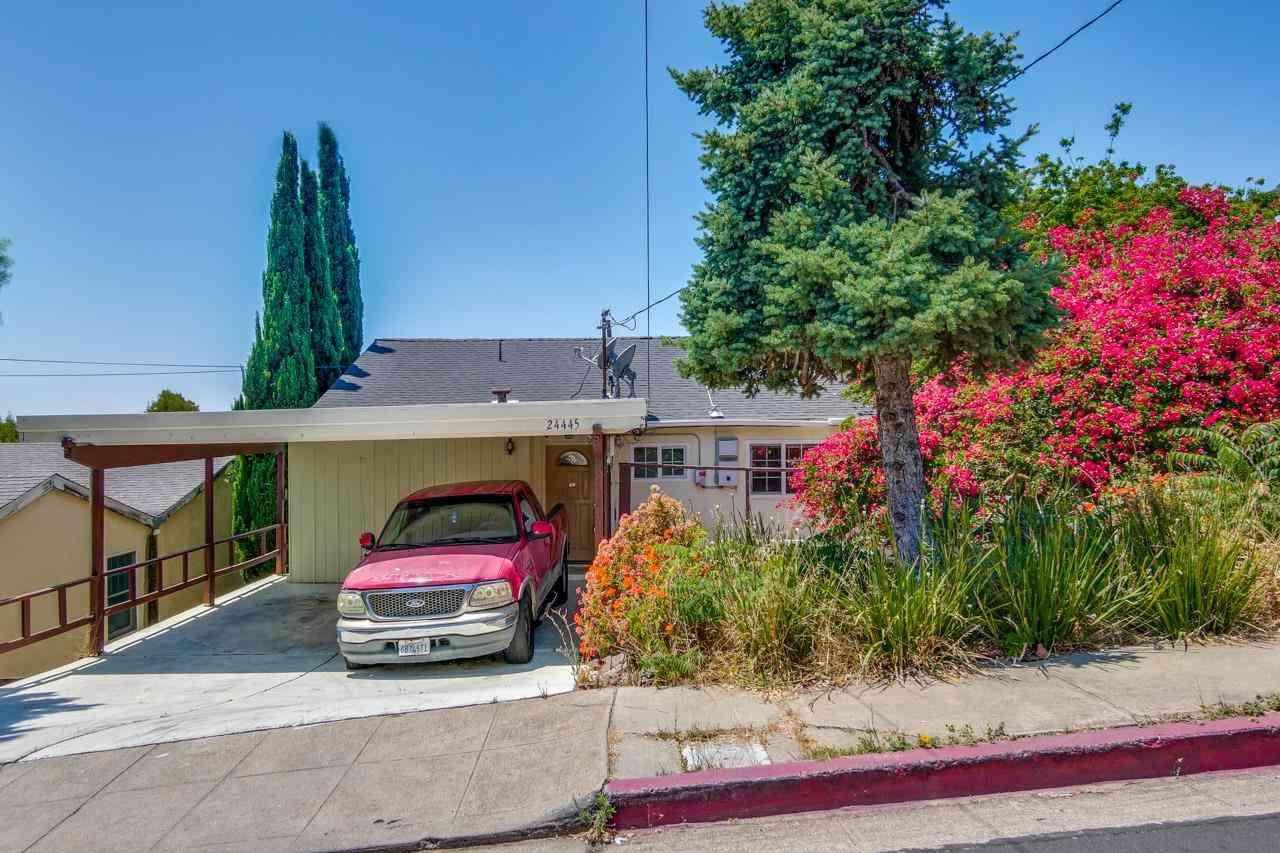 24445 Leona Drive, Hayward, CA, 94542,