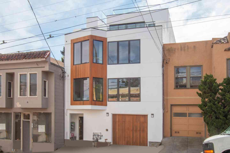 Floor Plan, 489 A 30th Street #Upper SFH, San Francisco, CA, 94131,
