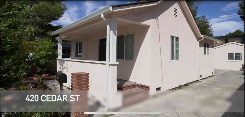 420 Cedar Street, Redwood City, CA, 94063,