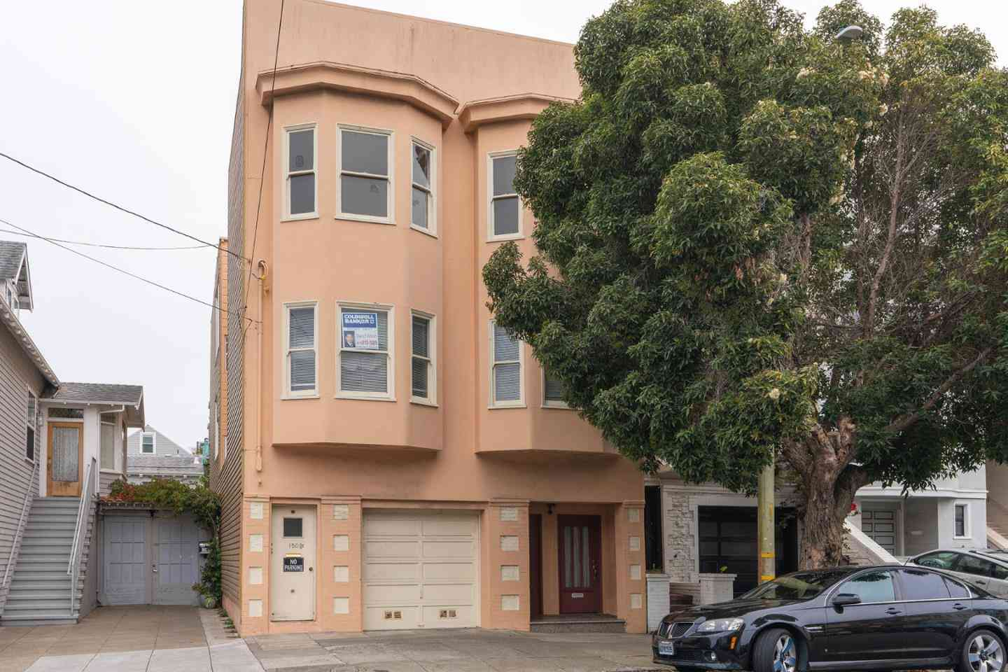150-152 21st Avenue, San Francisco, CA, 94121,