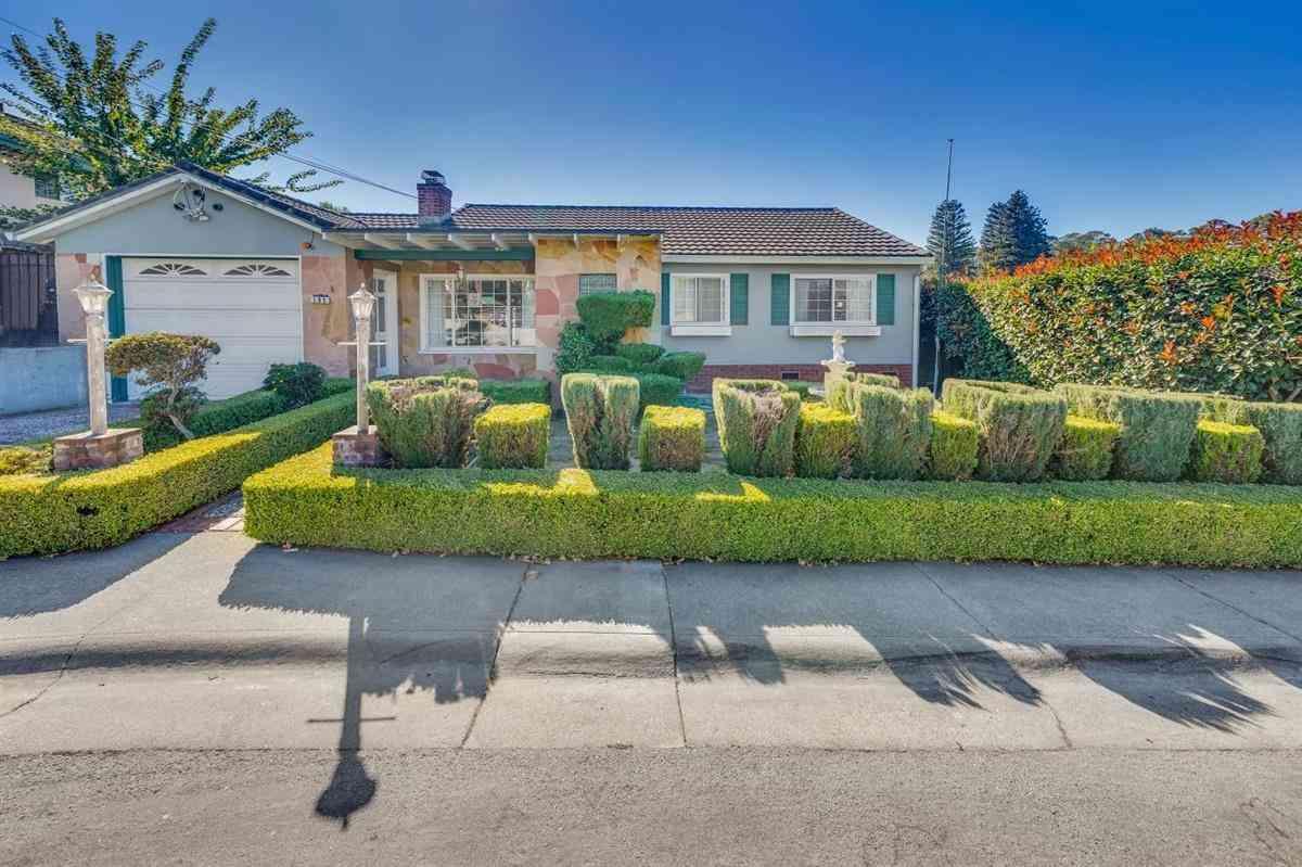 195 Balboa Way, San Bruno, CA, 94066,