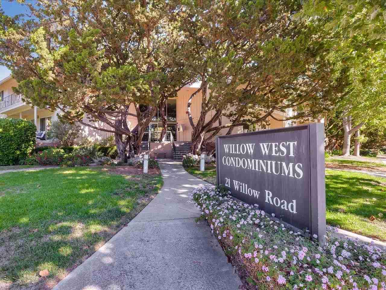 Sunny Living Room, 21 Willow Road #30 Menlo Park, CA, 94025