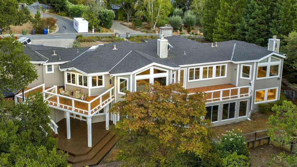 21518 Saratoga Heights Drive, Saratoga, CA, 95070,