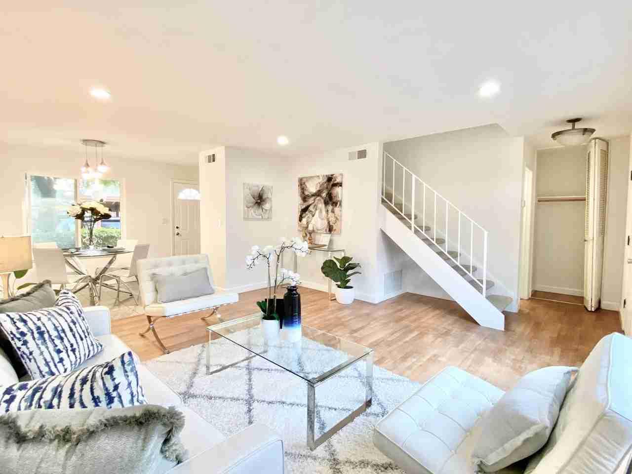 Sunny Living Room, 4615 Norwood Terrace Fremont, CA, 94538