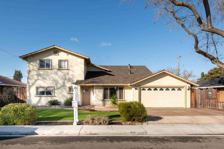 1660 Graham Lane, Santa Clara, CA, 95050,