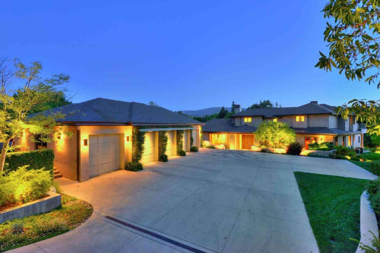 26140 Rancho Manuella Lane, Los Altos Hills, CA, 94022,