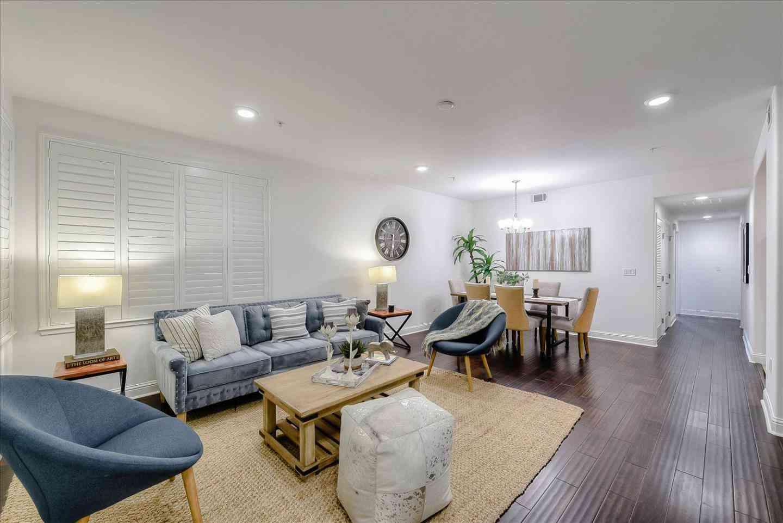 Sunny Living Room, 2585 El Camino Real #202, Santa Clara, CA, 95051,