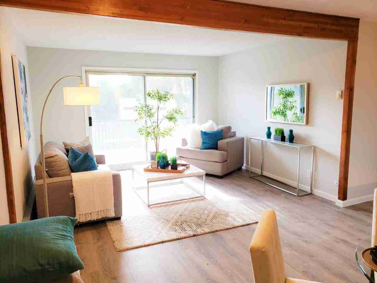 Sunny Living Room, 113 Piccadilly Place #D San Bruno, CA, 94066