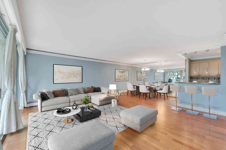 Sunny Living Room, 300 Davey Glen Road #3529, Belmont, CA, 94002,