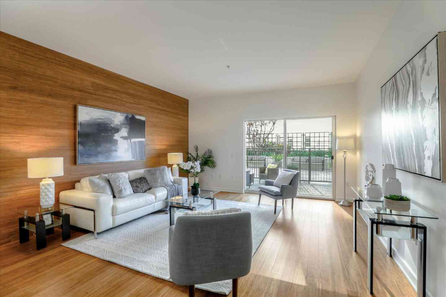 Sunny Living Room, 20 South 2nd Street #234, San Jose, CA, 95113,