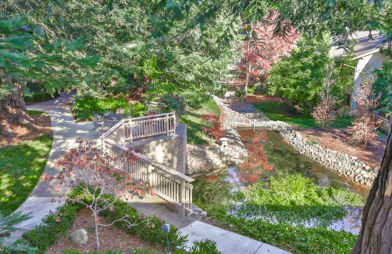Sunny Living Room, 20760 4th Street #6, Saratoga, CA, 95070,