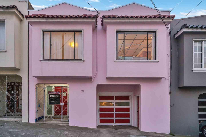 77 Santa Rosa Avenue, San Francisco, CA, 94112,
