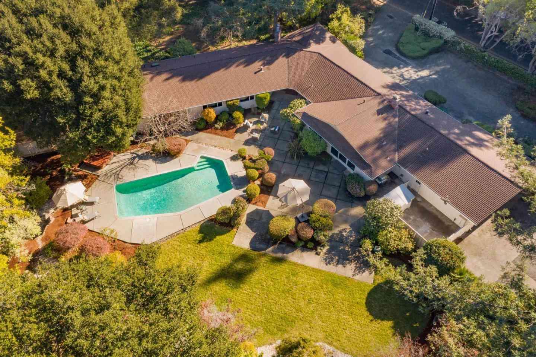 Swimming Pool, 35 Edge Road, Atherton, CA, 94027,