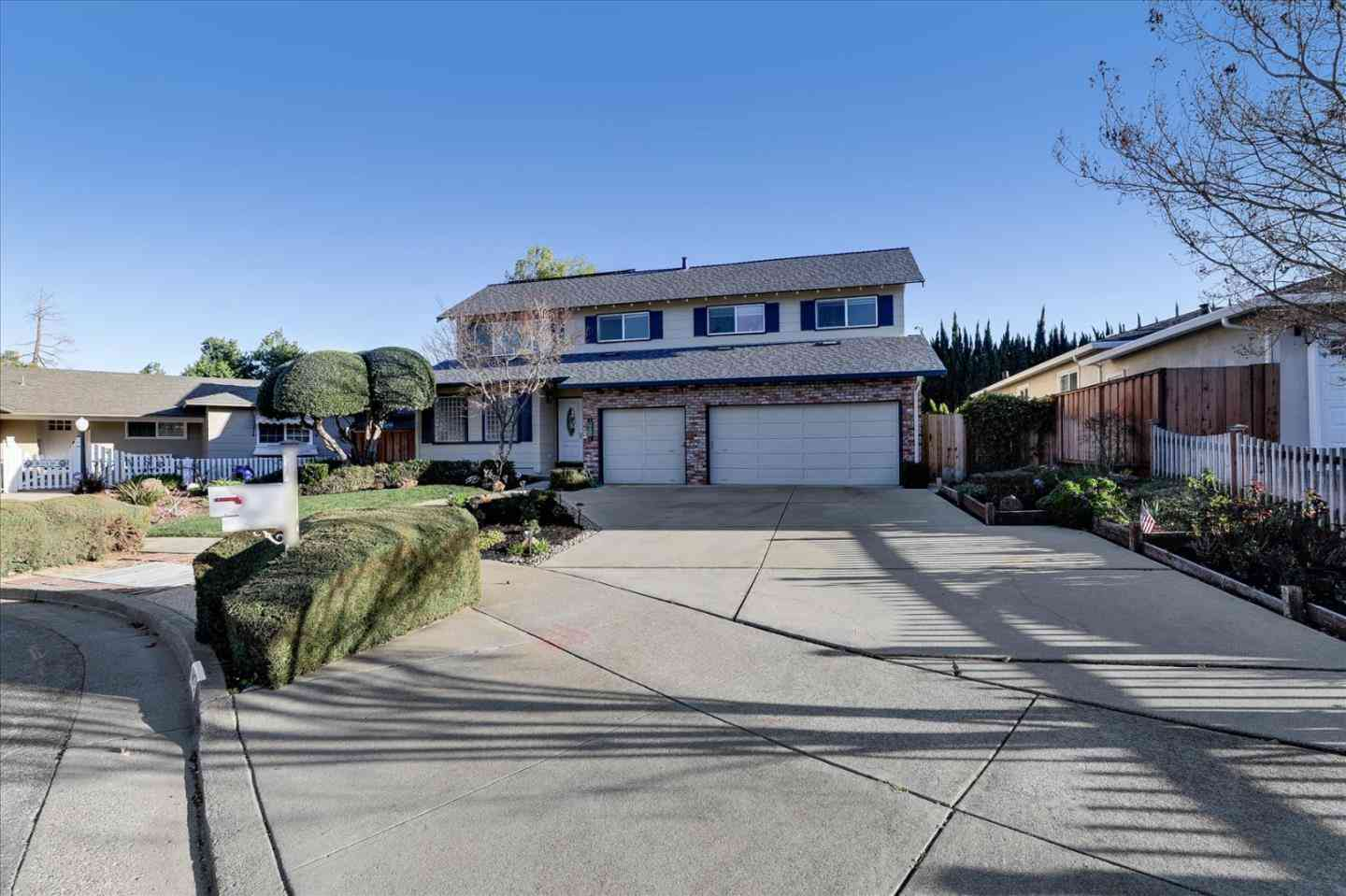 6072 Burnbank Place, San Jose, CA, 95120,
