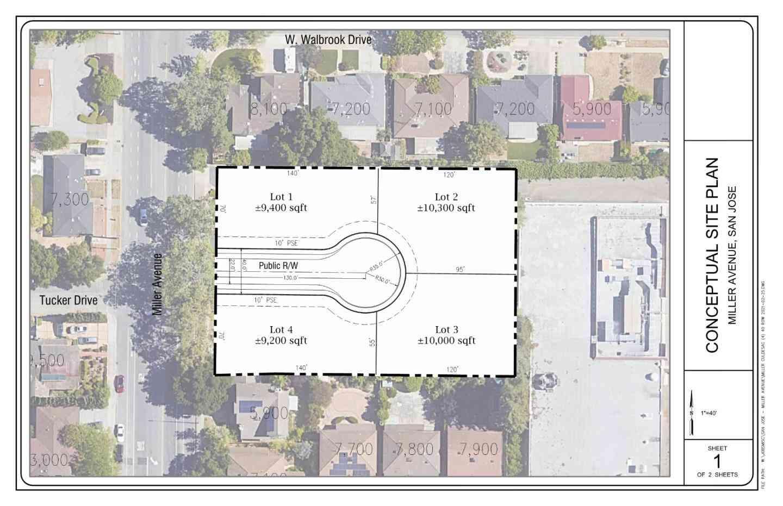 1334 Miller Avenue, San Jose, CA, 95129,