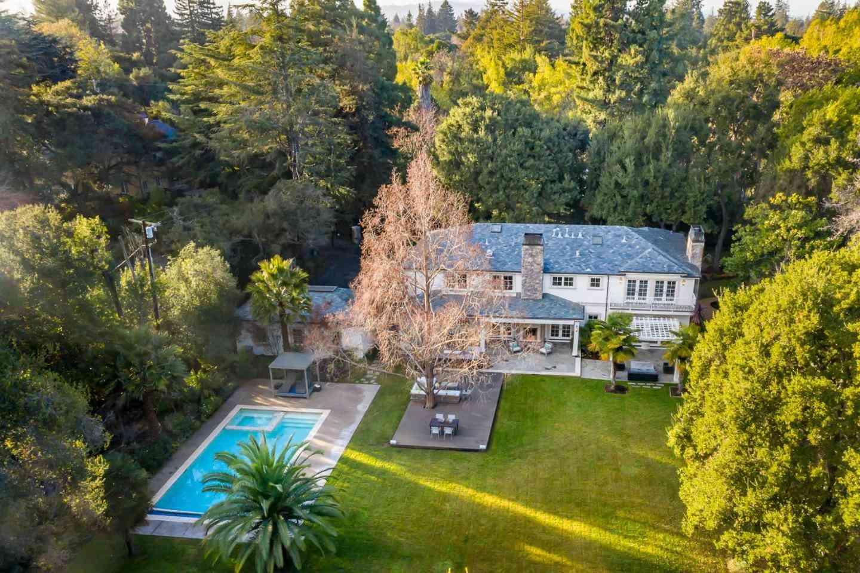 242 Oak Grove Avenue, Atherton, CA, 94027,