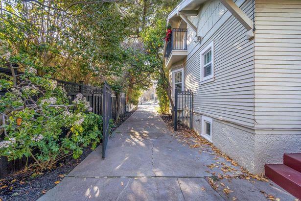 550 North Claremont Street