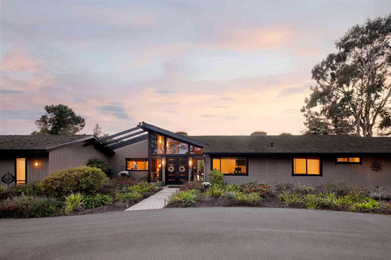 311 Ridgeway Road, Woodside, CA, 94062,