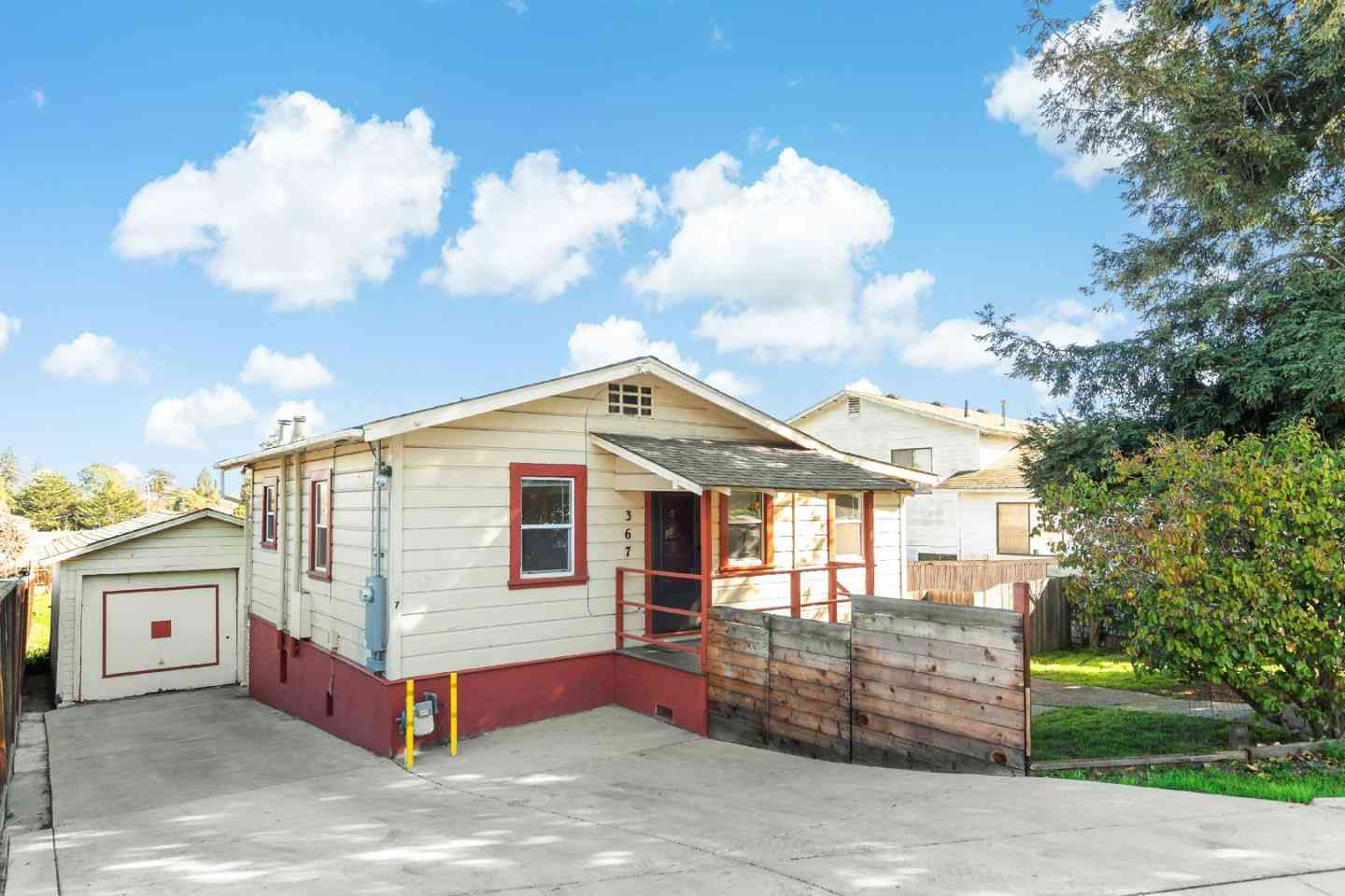 367 Alameda De Las Pulgas, Redwood City, CA, 94062,