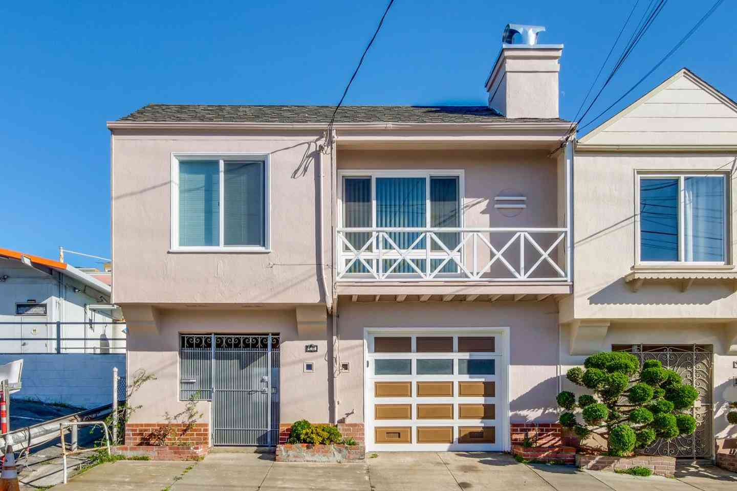 2418 29th Avenue, San Francisco, CA, 94116,