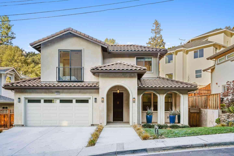 2904 San Juan Boulevard, Belmont, CA, 94002,