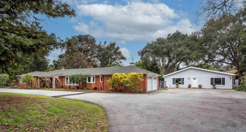 999 Ringwood Avenue, Atherton, CA, 94027,