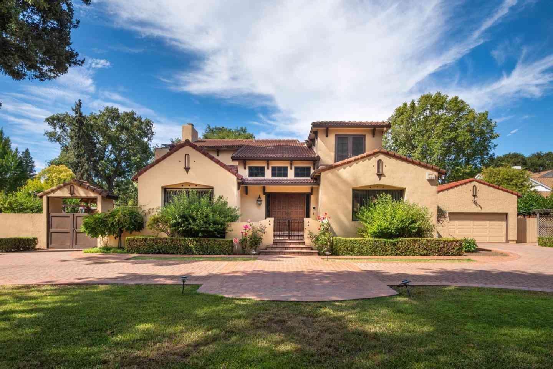 50 Amador Avenue, Atherton, CA, 94027,