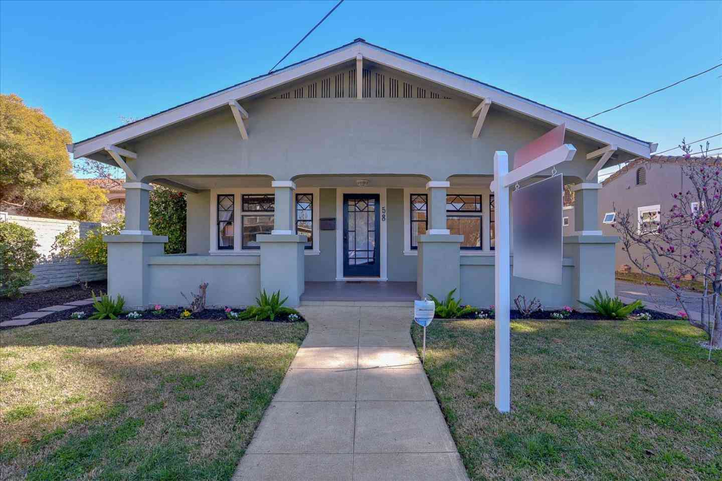 58 South 3rd Street, Campbell, CA, 95008,
