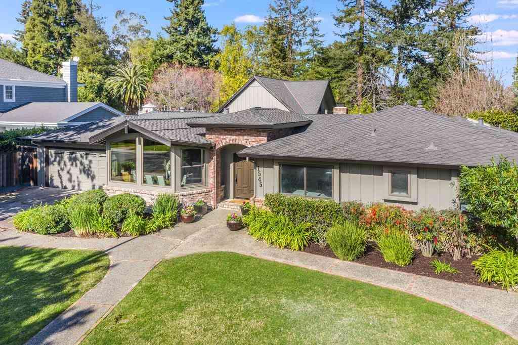 1545 Edgewood Drive, Palo Alto, CA, 94303,