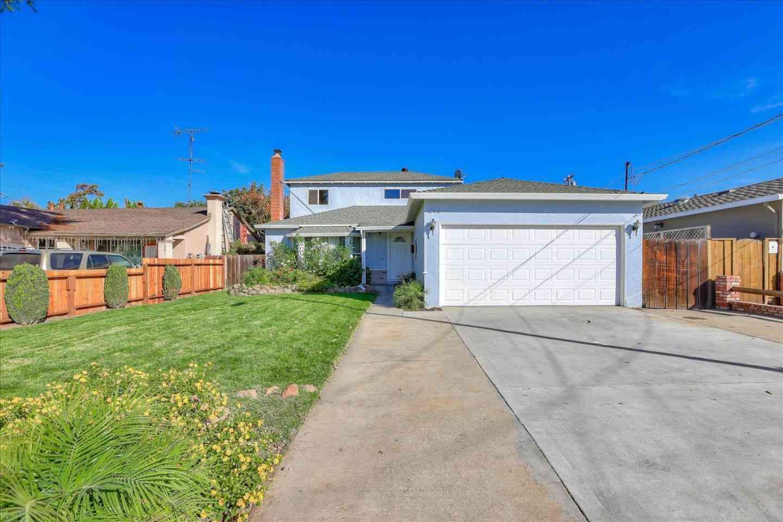 840 Corlista Drive, San Jose, CA, 95128,