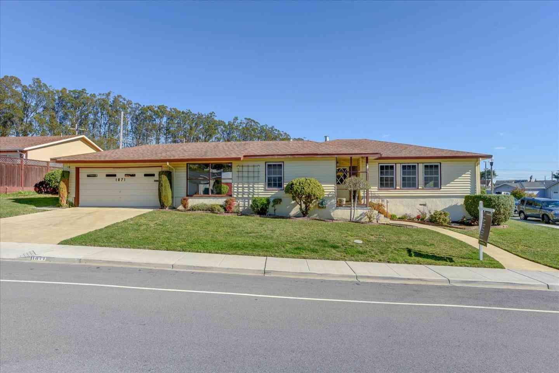 1871 Claremont Drive, San Bruno, CA, 94066,